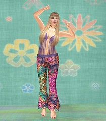 BAXE Hippie 1 (Treycee Melody) Tags: baxe poses event animations fatpack secondlife