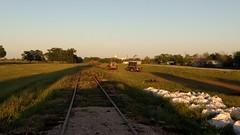 IMG_20180415_193119983_BURST000_COVER_TOP (LnCS) Tags: railroad construction rebuild capitol metro capmetro texas new braunfels weekend trip giddings line rehab rehabilitation