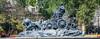 2018 - Mexico City - Fuente de Cibeles (Ted's photos - Returns 23 Jun) Tags: 2018 cdmx cityofmexico cropped mexico mexicocity nikon nikond750 nikonfx tedmcgrath tedsphotos tedsphotosmexico vignetting fuentedecibeles fuente fountain wideangle widescreen chariot sculpture