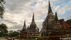 Ayutthaya - 22 (Lцdо\/іс) Tags: ayutthaya thailande thailand thailandia travel thai thaïlande voyage vacance visit capital siam bangkok lцdоіс historic history old oldcity temple wat