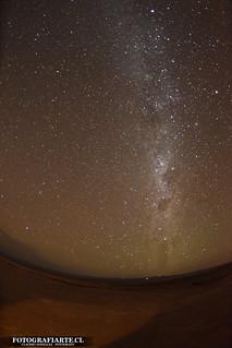 Milky Way, Chiu Chiu, Atacama, Chile