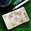 81/365 Tea Bag Art. Cat (Julia Faranchuk) Tags: juliafaranchukru mixedmedia бумага paper рисование drawing art artist художник чайныйпакетик чай творчество creativity проект365 365чай teabagart teabagartist teabag tea teabagartwork recycled reused котики cat
