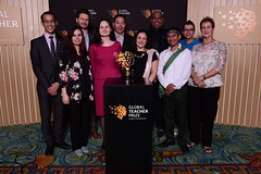 Global Teacher Prize | Top Ten Finalists | GESF 2018 (#GESF Photos are available rights free.) Tags: globaleducationskillsforum2018 globaleducationskillsforum varkeyfoundation atlantis thepalm dubai gesf2018 gesf globalteacherprize 1millionaward changinglivesthrougheducation awardceremony thebestofgest2018