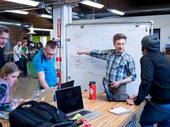 ITP Student Hackathon Sponsored by Cisco (CU_Boulder_ITP) Tags: cisco hackathon 2018