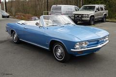 1966 Chevrolet Corvair Monza (CatsExotics) Tags: cats exotics auto lynnwood washington nikon nikkor car 1966 chevrolet chevy corvair monza