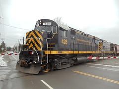 DSC03052 (mistersnoozer) Tags: shortline rr train lal alco c425 locomotive