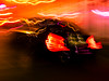 Motion experiment_APC_0953 (Henrybakery) Tags: iphonegrapher lightstreak accelerate acceleratelightstreak iphotography strasse streetphotographer neonlighteffect taillamp redlight brakelight mercedesbrakelight benzbrakelight mercedesbenzbrakelight mercedesbenztaillamp firered urban power flash racing colors colourful ablaze black pink orange yellow puple bright light night street road car headlamp movement iphone iphone7 iphone7plus cameraphone blur blurry moving photography streetphotography fast furious red fire burning benz