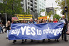 Palm Sunday Rally 2018 large-3250447.jpg (Leo in Canberra) Tags: australia canberra 25march2018 garemaplace palmsundayrallyforrefugees rac protest rally march