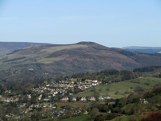 Win Hill from Surprise View, March 2018