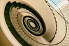 Swirly - Explore # 43 (entry) (**capture the essential**) Tags: 2017 architecture architektur fotowalk munich münchen sonya6300 sonyilce6300 spiral staircase stairs treppen treppenhaus zeisstouit2812 zeisstouitdistagon2812