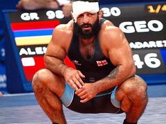 P1015012 (CombatSport) Tags: wrestling collegewrestling olympicwrestling wrestler fighter lutteur ringer