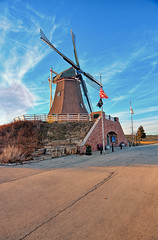 Going Dutch (kendoman26) Tags: hdr nikhdrefexpro2 niksoftware nikon nikond7100 tokinaatx1228prodx tokina tokina1228 fultonillinois windmill deimmigrantwindmill travelillinois enjoyillinois