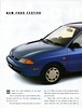 1994 WB Ford Fiestiva GLi 5 Door Hatchback Page 1 Aussie Original Magazine Advertisement (Darren Marlow) Tags: 1 4 5 9 19 94 1994 w b wb f ford festiva h hatchback c car cool collectible collectors classic a automobile v vehicle k korea korean 90s