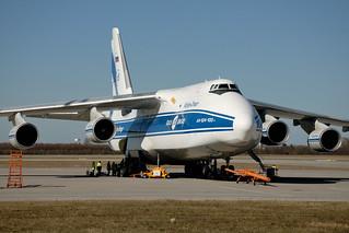 Volga Dnepr Cargo | Antonov An-124-100 Ruslan | RA-82044 | LEJ | 2018-04-06 | cn 9773054155109