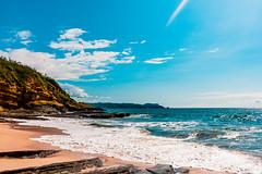Parque Nacional Machalilla (Juan Alfredo 001) Tags: playa beach rocas ecuador manabi mar pacifico azul agua canon 750d