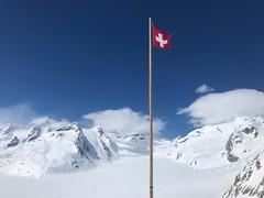 Jungfrau au fond dans les nuages (Jauss) Tags: cas clubalpinsuisse