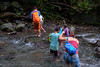 These nice kids helped us cross the river (Stinkee Beek) Tags: adi lombok yewyen