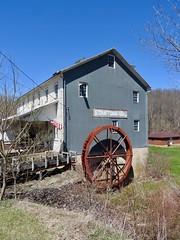 Spruce Forest Artisan Village (howderfamily.com) Tags: maryland garrett grantsville spruceforest mill