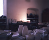 Ceramics, Studio Christiane Perrochon, Italy (nikolaijan) Tags: plaubelmakina 67 plaubel fuji provia100 rdpii 120 tuscany ceramics studio