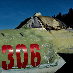 Musée de Savigny-les-Beaune - MIG russe (Gilles Daligand) Tags: musee savigny avion chasse mig russe detail