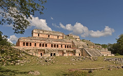 Mexico - Yucatan - Sayil (Harshil.Shah) Tags: sayil yucatán mexico yucatan archaeological site ancient zona arqueologica ruta puuc merida unesco world heritage uxmal worldheritagesite