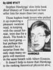 Stephen Hawkings / Stephen Hawking (The Mandela Effect Database) Tags: mandela mandala mandelaeffect stephen hawkings hawking brief history time physicist residual research residue proof print
