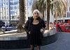 Union Square - San Francisco, CA (Rex Mandel) Tags: sanfrancisco sf color unionsquare shoppingdistrict palmtrees pose portrait