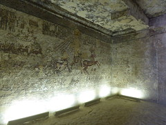 Tomb of Meryre, Amarna (Aidan McRae Thomson) Tags: amarna egypt tomb ancient egyptian