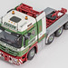 Tekno Cadzow Actros Titan 8x4 with Goldhofer XLE