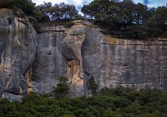 Buoux (Vivien Jouan) Tags: buoux escalade grimpe luberon rose des sables styx panasonic gx7 75mm micro43 olympus