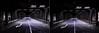 I Heard Your Voice Through a Photograph (Novowyr) Tags: mainz germany underpass city night emptiness loneliness bridge iron street empty depth urban diptych stadt nacht unterführung brücke eisenbögen tiefe leere strase people otherside andereseite übergang transfer passage unterwelt underworld diptychon flüchtig vanitas evanescence