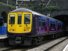 319431 (Rob390029) Tags: 319431 fcc first capital connect class 319 train track tracks rail rails travel travelling transport transportation transit kentish town railway station ktn