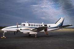N207BH Hyannis 8-6-1988 (Plane Buddy) Tags: n207bh beech 99 barharbor easternexpress hyannis barnstable