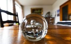 Crystall Ball with LAOWA 12mm (YᗩSᗰIᘉᗴ HᗴᘉS +15 000 000 thx) Tags: crystal crystalball cristal bouledecristal laowa 12mm grandangle sony sonyilce7s