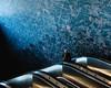 Äijä menossa meren alle. (Janne Karvinen) Tags: metro helsinki koivusaari lauttasaari suomen pisimmät liukuportaat blue bold man going under sea fuji xt2 fujinon xf 35mm f2