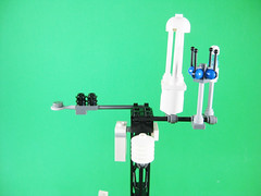 Environmental Research Station (eddy covariance) (marathontomay) Tags: lego licor ec science scientific atmosphere co2 ch4