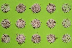#Macro Mondays   #Condiments   zigzag (Mari Van Cauteren) Tags: 7cm condiments macromondays zigzag green seasalt herbes pentaxk1 macro