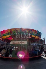 H509_7916 (bandashing) Tags: hyde tameside civicsquare market childrens roundabout gordon cooke sunshine starburst ride sun bluesky light shaft colourful sylhet manchester england bangladesh bandashing aoa socialdocumentary akhtarowaisahmed