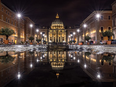 Petersdom (Florian.Brandt) Tags: 2018 fffotoschule rom italien italy sanpietro vatikan petersdom basilika