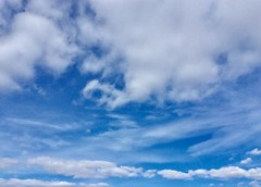 Clouds on a cold and windy day. (c.leslie hanson) Tags: weatherphotos weatherphotography