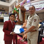 BEST CRICKETER OF SGIS AWARD ~ 2017-18 - Senior