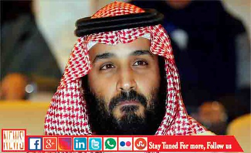 SAUDISaudi Crown Prince Mohammed Bin Salman Says Only Death Can Stop Him From Ruling, From FlickrPhotos