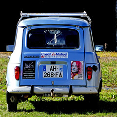 Renault 4 GTL (pom.angers) Tags: panasonicdmctz101 angers 49 maineetloire paysdelaloire france europeanunion car vintagecar oldtimer renault renault4 4l renault4gtl february 2018 angersloiremétropole anjou 100 200 300