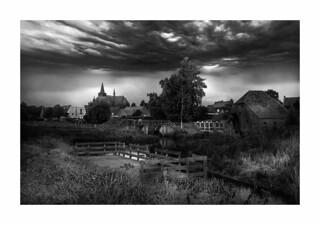 Dutch landscape (analog)