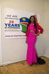 DSC_2448 (photographer695) Tags: namibia independence day 2018 celebration london celebrating 28 years namuk disapora harmony companions host monika krammer miss southern africa diaspora