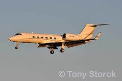 N717DX (bwi2muc) Tags: bwi airport airplane aircraft plane flying aviation spotting spotter gulfstream n717dx bwiairport bwimarshall baltimorewashingtoninternationalairport giv g450 gulfstream450 givx