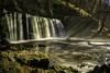 Sgwd Ddwli Uchaf (cliveg004) Tags: sgwdddwliuchaf afonneddfechan breconbeacons wales waterfall spray river sunlight trees shadows waterfallcountry water spring le longexposure nikon d5200