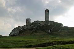 IMG_0956 (Joan van der Wereld) Tags: polishjurassicupland nature naturephotography landscape limestone rock hilly boulder olsztyn castle ruins medieval historical heritage poland south