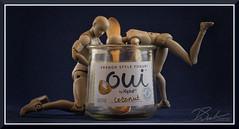KunOui_8402 (bjarne.winkler) Tags: hikari sensei kun master light in our house we loving oui french style yogurt from yoplait