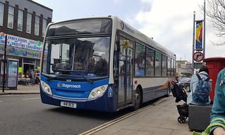 Stagecoach South 36018 (418 DCD) Bognor Regis 11/4/18